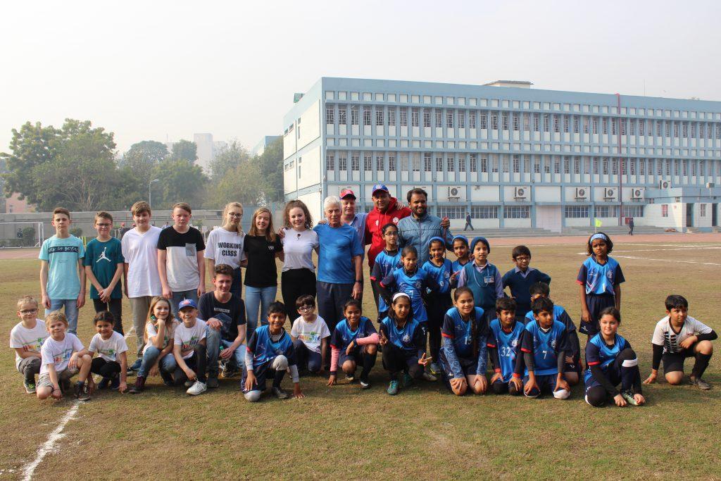 Montessorischule Beuren, Indien