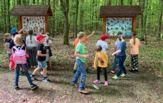 Montessorischule Beuren, Wandertag