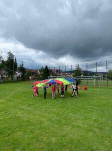 Sportfest an unserer Schule
